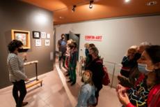 Inauguració Confin-art