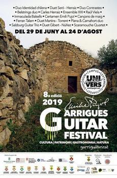 Duet Maria Gibert i Laura Núñez - Garrigues Guitar Festival