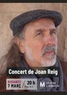 Concert Joan Reig