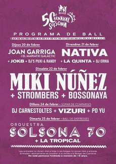 Miki Núñez (Tour Amuza), Strombers i Bossonaya