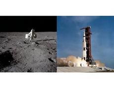 """""""Apollo 11. L'arribada de l'home a la Lluna"""""""