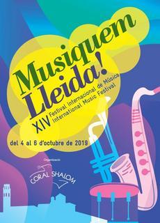 Quintet Quatre + 1 - Musiquem Lleida 2019