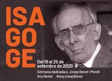 ISAGOGE CERVERA 2020