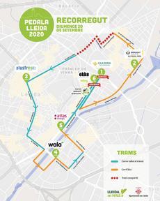 Pedala Lleida - Setmana de la Mobilitat Sostenible i Segura