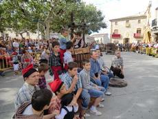 Bacus: Festa de la Verema i el Vi