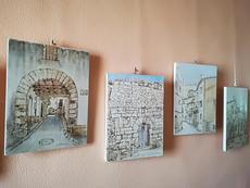 Exposició: 'Pirogravats'