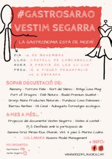 #Gastrosarao - Vestim Segarra