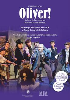 Oliver - Manresa Teatre Musical