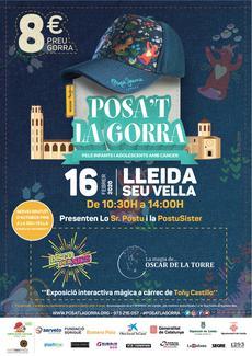 Posa't la Gorra! Lleida