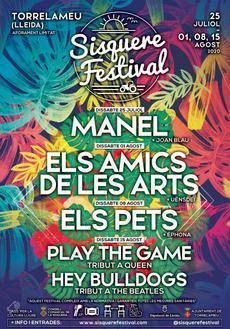 Sisquere Festival 2020