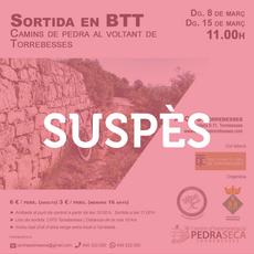 BTT en família pels camins de pedra de Torrebesses