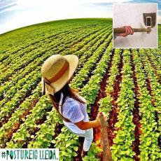 """Lo """"autoretrato xapo stick"""", per fi una realitat! Properament a lo teu xino o Alberto Soler més proper!! #PostureigLleida"""