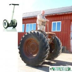 De los creadors de lo selfie-txapo arribe lo segway-tractor!