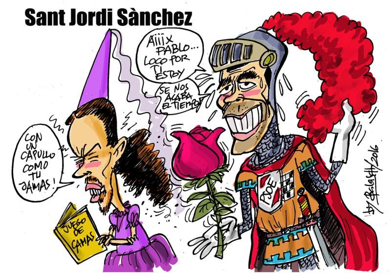 Sant Jordi Sànchez