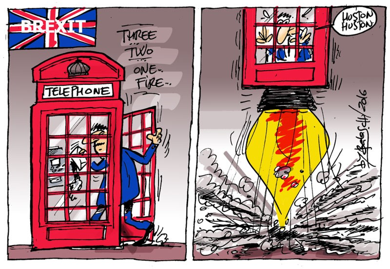 Brexit-phone