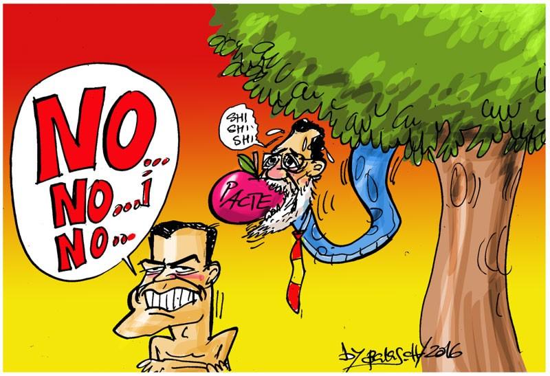 La poma tòxica de Rajoy