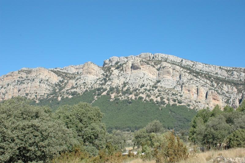 Serra del Montsec d'Ares