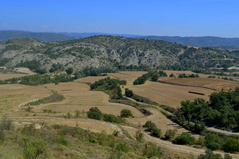Serra de Montclar-la Senyora