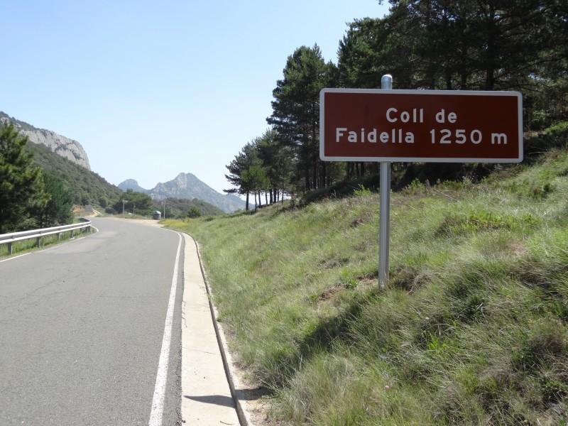 Coll de Faidella