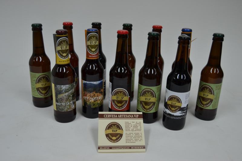 Lot Cerveses VIP - La Rifa de Lleida.com