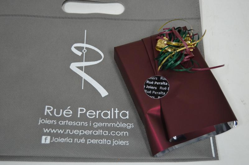 Lot Rue Peralta joiers - La Rifa de Lleida.com