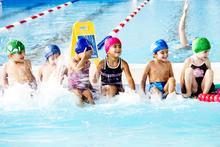 Cursos de natació a Trèvol Lleida