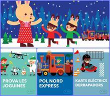 Inauguració Parc de Nadal + Festa Sylvanian