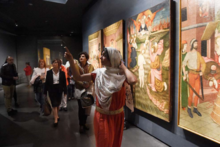 Museu de Lleida visites dramatitzades 'En clau de dona'
