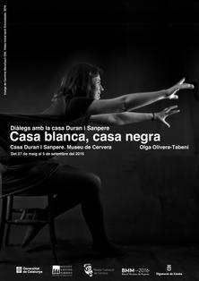 Casa negra, casa blanca. Olga Olivera-Tabeni