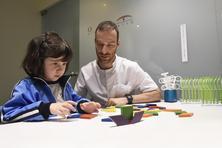 La teràpia visual requereix d'una participació activa del pacient