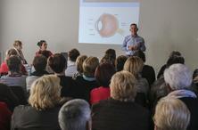 xerrada sobre salut ocular al Centre Cívic de Magraners
