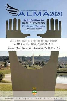 "Inauguració mostra escultòrica ALMA 2020 Museu d'Arquitectura i Urbanisme ""Josep Mas Dordal"""