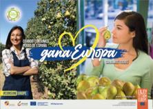 Afrucat participa a la campanya europea #EuropeWins per promocionar la fruita a Espanya, Alemanya i Bèlgica