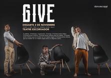 L'escola de dansa lleidatana Dancescape estrena 'Give', un espectacle propi que potencia l'humor i el teatre