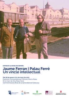 """El Museu de Cervera inaugura l'exposició """"Jaume Ferran i Palau Ferré. Un vincle intel·lectual"""""""