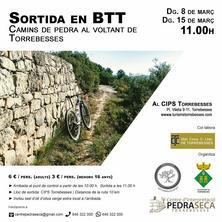 Sortida familiar en BTT pels camins de pedra de Torrebesses