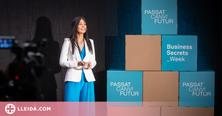 La Cambra Lleida aborda la transformació positivia al món empresarial en les conferències 'Passat Canvi Futur'