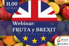 Webinar: Fruita i Brexit Afrucat