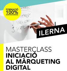 Masterclass màrqueting digital a ILERNA