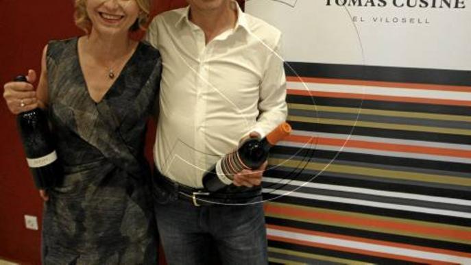 El celler Tomàs Cusiné del Vilosell celebra el seu desè aniversari