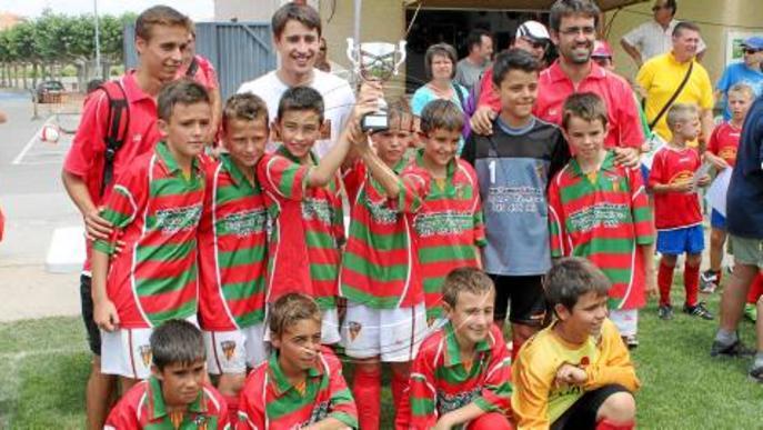Futbolistes en miniatura