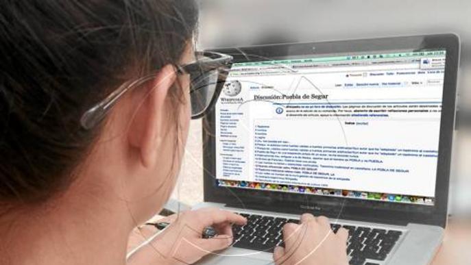 La Pobla reclama que Facebook i Wikipedia deixin de dir-ne 'Puebla'