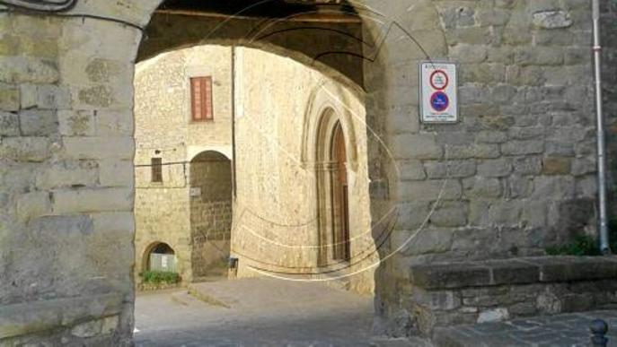 Sant Llorenç de Morunys veta el pas de vehicles al centre