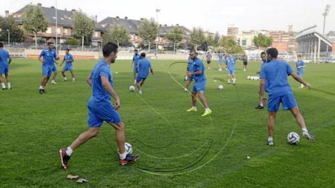 El Lleida busca amistosos després del KO a la Copa