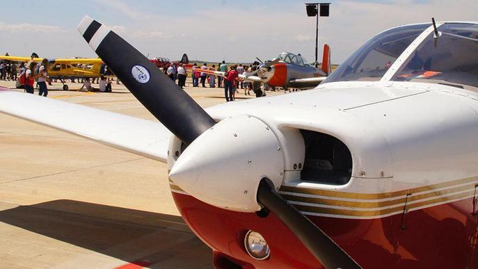 Ajornada la fira aeronàutica Lleida Air Challenge pel coronavirus