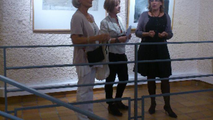 El Centre d'Estudis Catalans de la Sorbona de París exhibeix l'obra de Coma Estadella