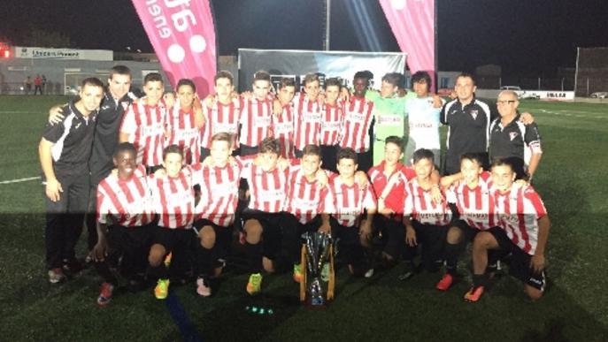 L'Atlètic Segre guanya a l'AEM la Copa Lleida Atlas Energía