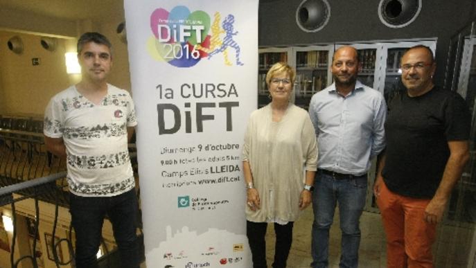 El Dia de la Fisioteràpia arriba a Lleida amb una cursa solidària de 5 km
