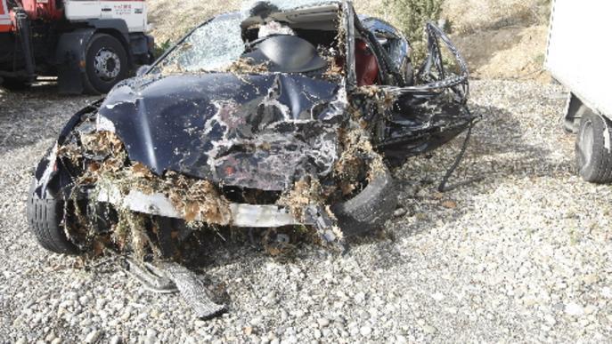 Presó per a un conductor que va causar l'accident a la N-240 en què va morir una jove de les Borges