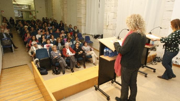 Lleida s'afegeix a la reivindicació del paper de les dones en la literatura